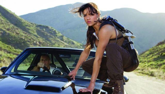 Michelle Rodríguez amenaza con abandonar Fast & Furious
