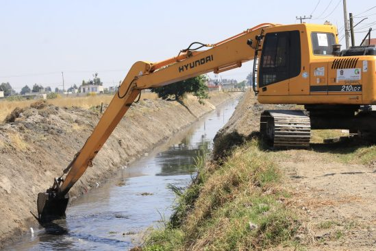 Toluca más de 407 kilómetros en ríos, drenajes y canales de aguas negras