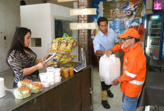 En Toluca se promueven acciones a favor del medio ambiente