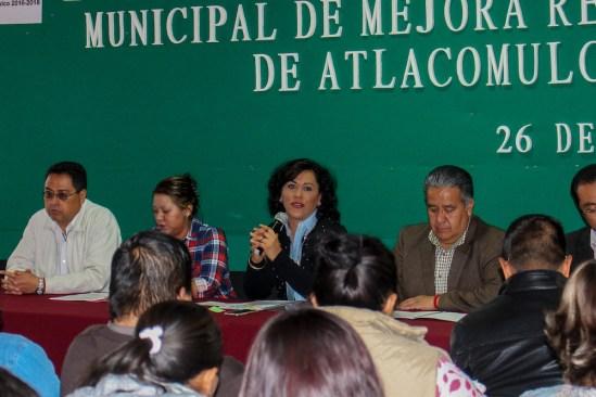Atlacomulco municipio atractivo para el desarrollo económico y empresarial: Anna Chimal