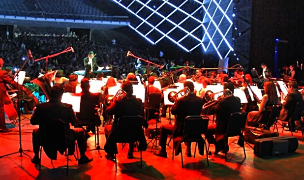 Invita OFiT al Concierto Especial de Jazz Sinfónico