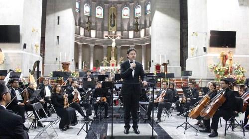 Invita OFiT a magno concierto en la Catedral de Toluca