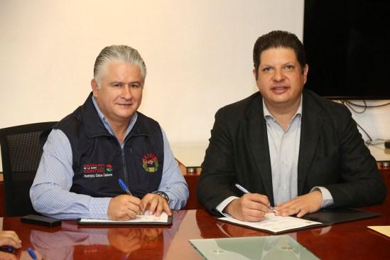 David López cumple con trabajadores y garantiza a los ciudadanos servicios eficientes