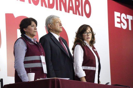 Descarto Andrés Manuel alianza con el PRD