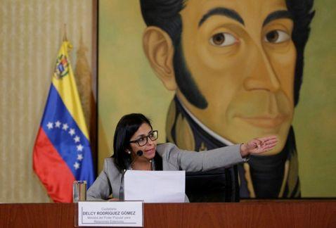 Reta Canciller de Venezuela a Videgaray a debatir en Cancún