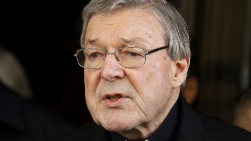 Australia acusa de abuso sexual infantil al titular de las Finanzas del Vaticano