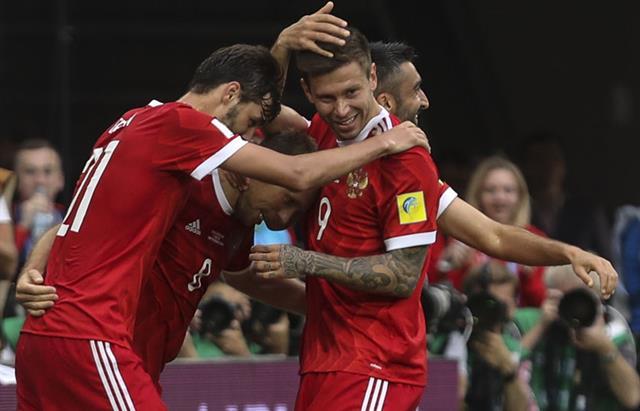 Rusia abre con triunfo en te Nueva Zelanda #CopaConfederaciones
