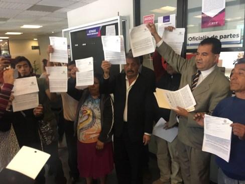 Exigen transparencia y legitimidad de las elecciones