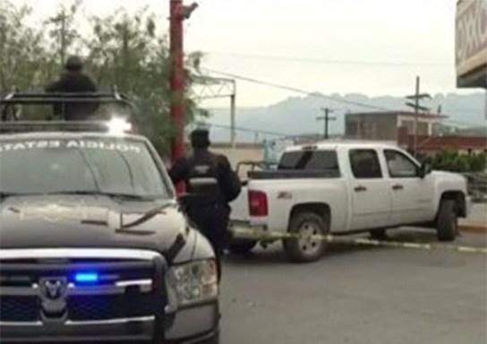 Motociclista ejecuta a policía en Monterrey