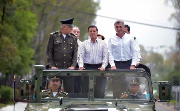 Fuerzas Armadas dan la vida por México: Peña