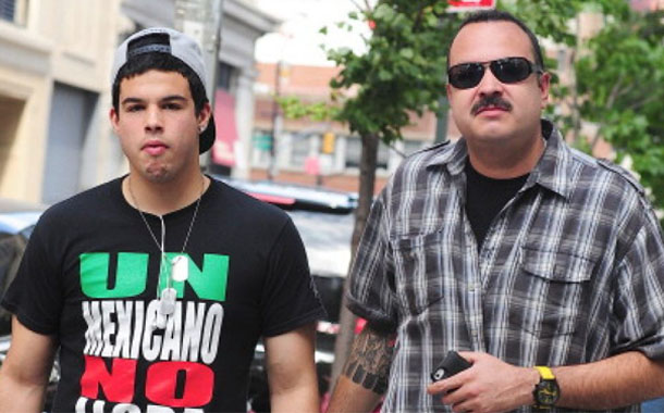 Dan libertad condicional a hijo de Pepe Aguilar