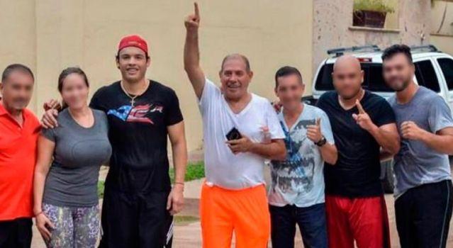 Hermano de Julio César Chávez en Culiacán