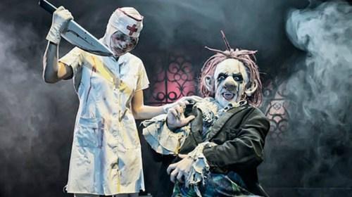 Circo del Terror hará parada en Metepec