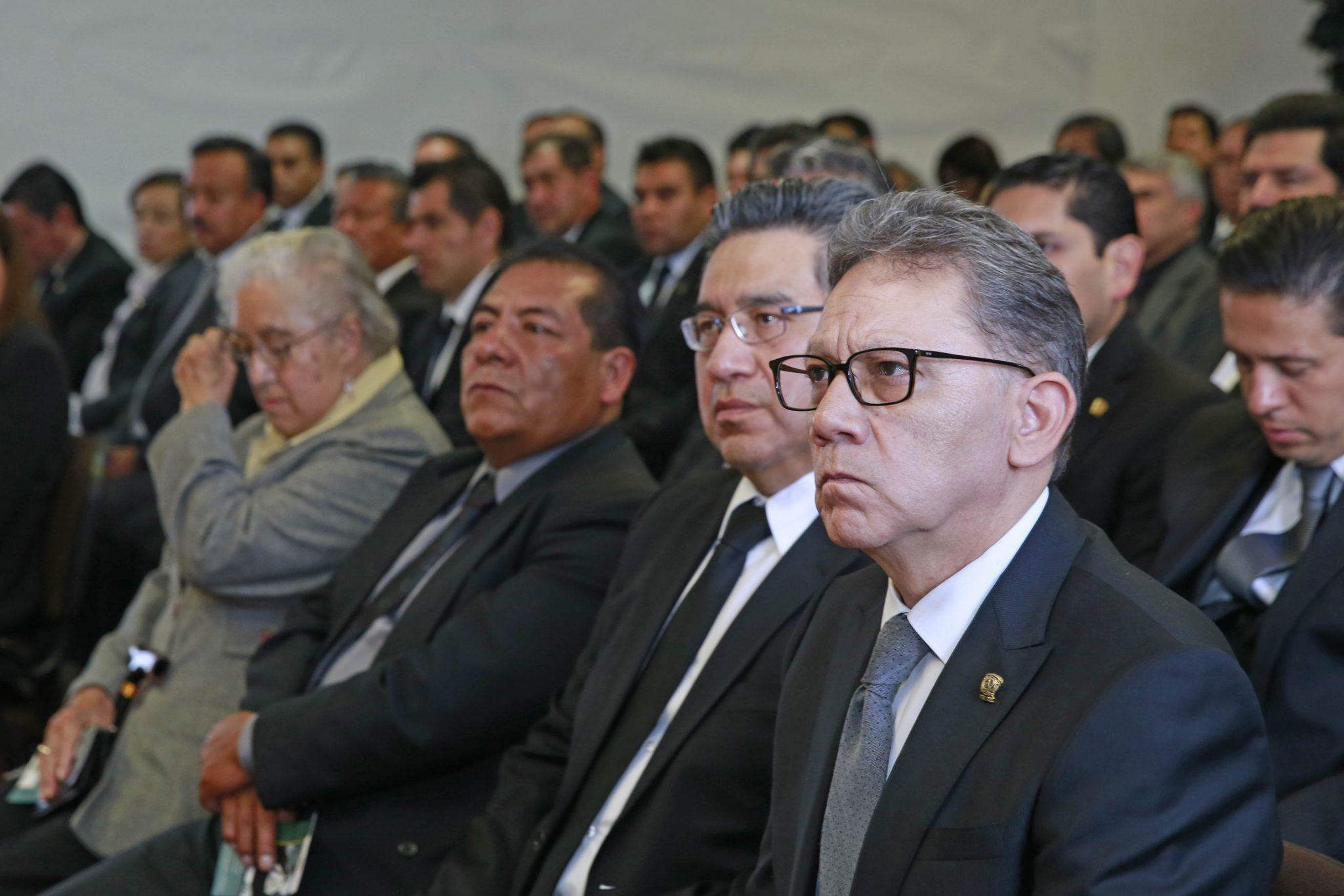 Conmemora UAEM Aniversario Luctuoso de Isidro Fabela