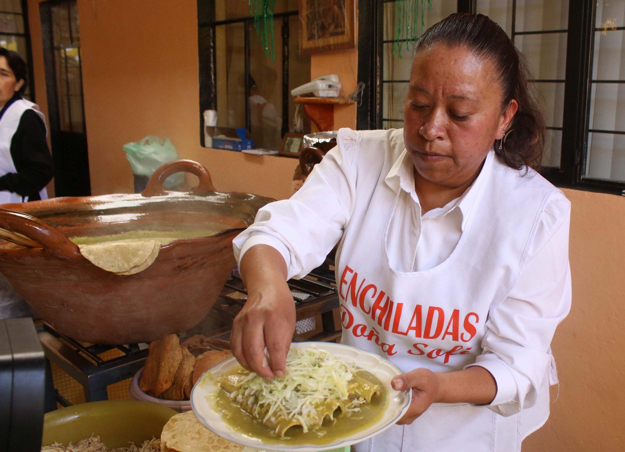 Séptima edición de la Feria de la Enchilada