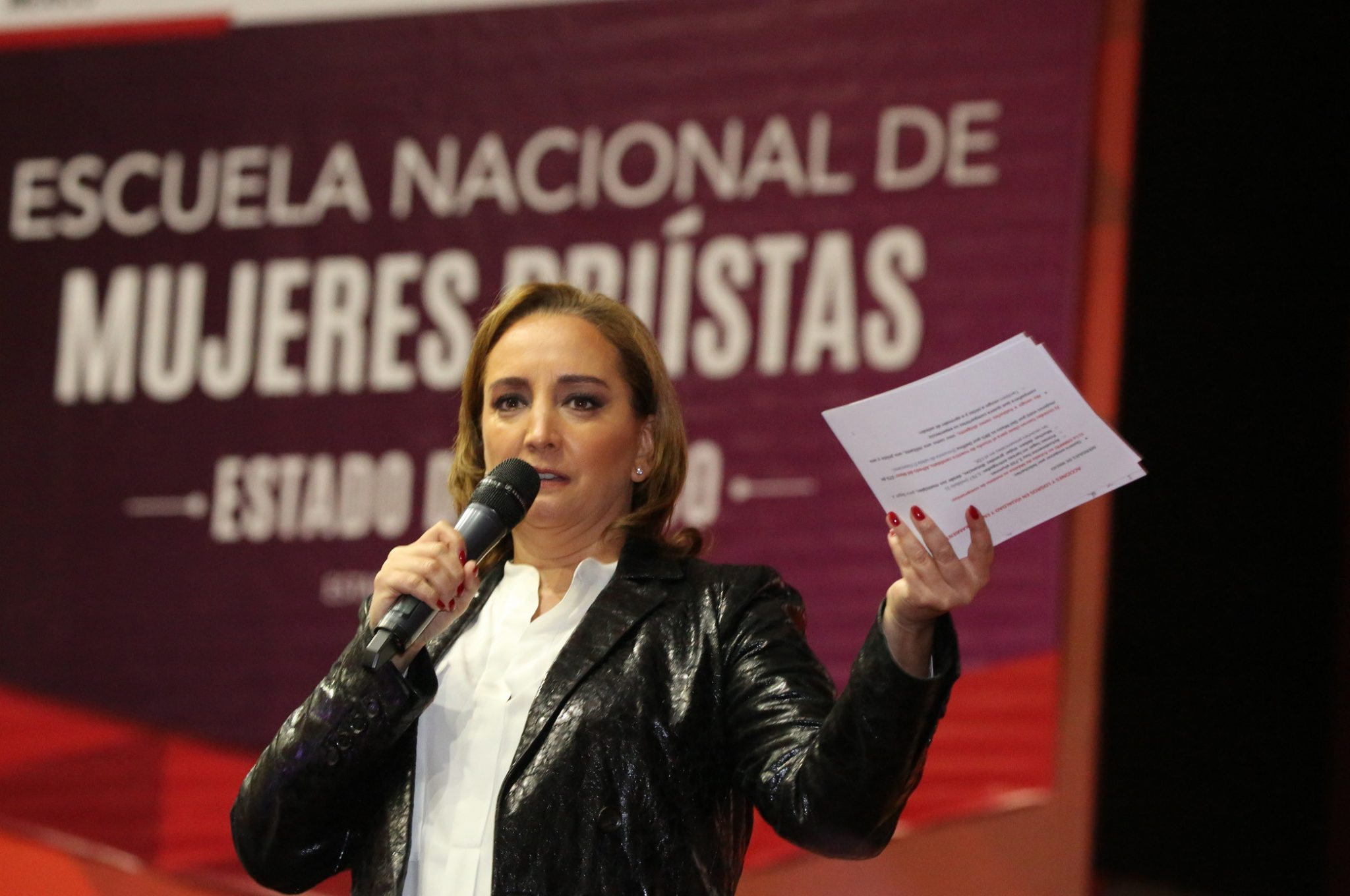En el siglo XXI México será el país de las mujeres: Claudia Ruiz Massieu