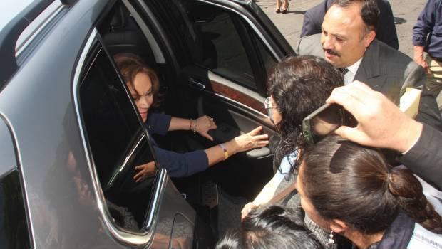 Gordillo promueve nuevo amparo contra auto de formal prisión