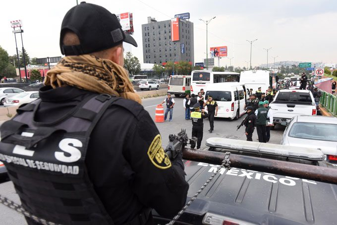 Autoridades mexiquenses intensifican revisiones de seguridad en el transporte público