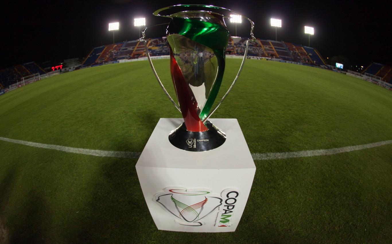 Definen horarios para los octavos de final de la Copa MX