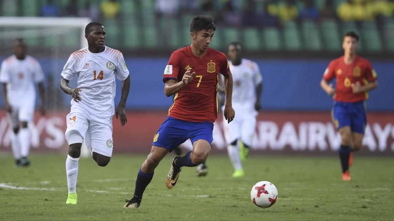 España se impone 3-1 a Irán y avanza a semifinales