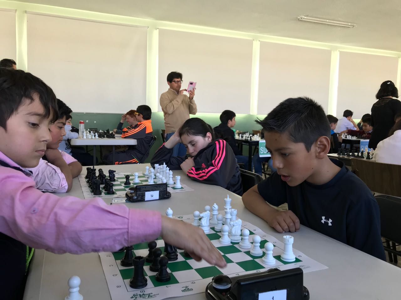 "Todo un éxito XII Torneo de Ajedrez ""Matlazincas"""