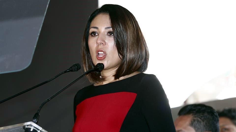 Denisse Ugalde Alcaldesa de Tlalnepantla se sube el sueldo a 538 mil pesos mensuales
