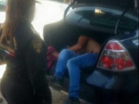Liberan a víctima de secuestro abandonada en Ecatepec