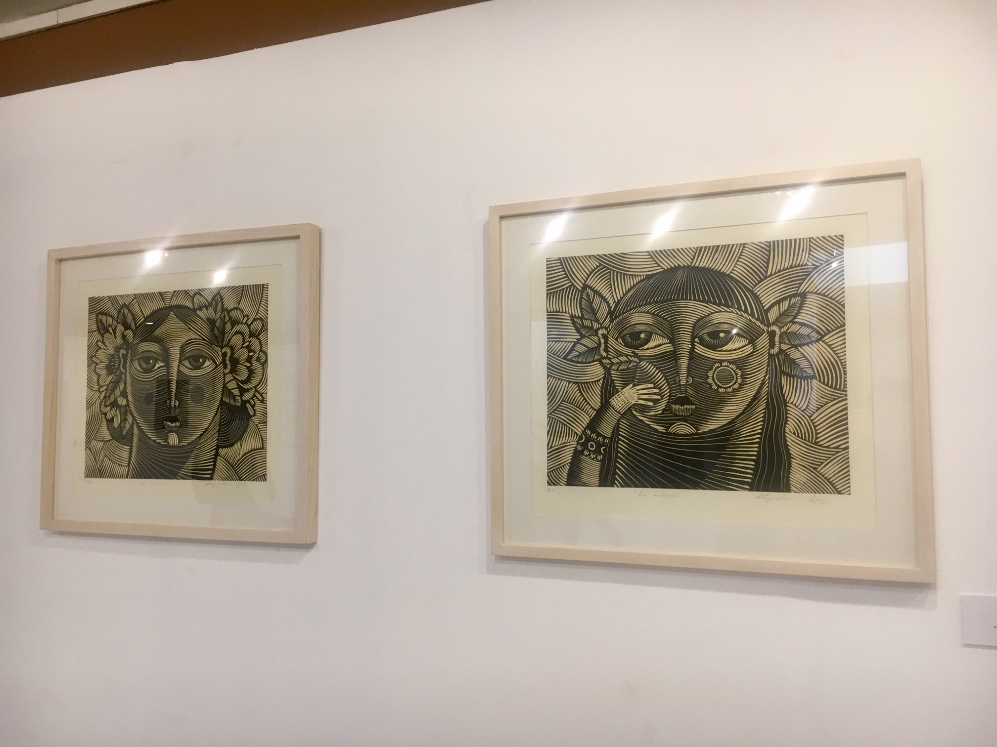 Conmemoran en museo de la estampa día de la mujer con dos exposiciones simultáneas