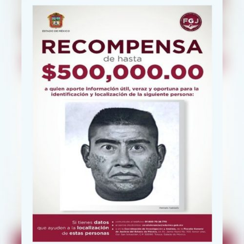 Fiscalía identifica al probable asesino de Comandante; Ofrecen recompensa