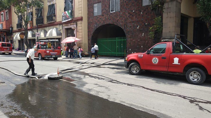 Personal del Registro Civil laborará en carpas instaladas en Plaza de los Mártires