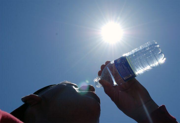 Azota onda de calor en la mayor parte del país