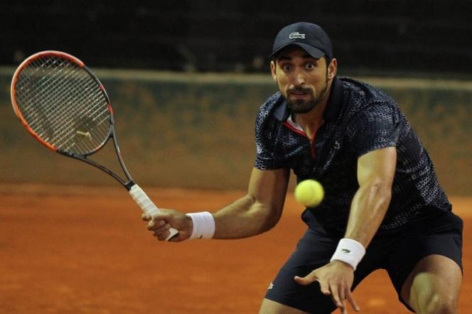 Suspenden a tenista mexicano César Ramírez por dopaje