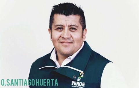 """Vine a que me escuchen y me conozcan"" Santiago Huerta"