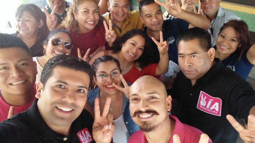 Omar Gallardo el único candidato a la PM de Tultitlán que habla de frente
