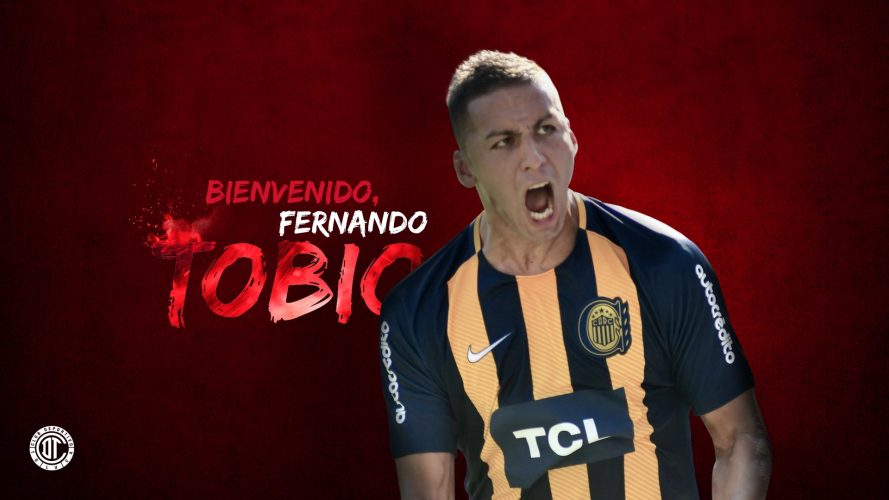 Fernando Tobio, nuevo jugador del Toluca