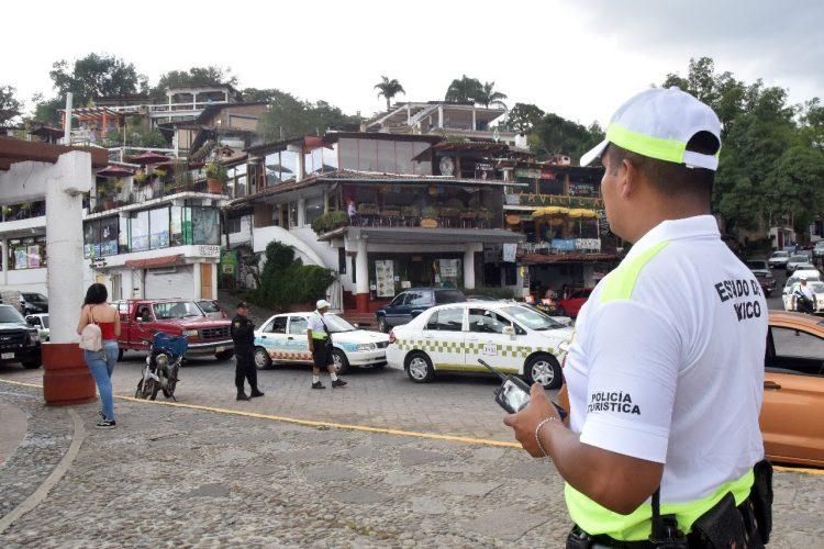 Resguarda Secretaría de Seguridad a visitantes de pueblos mágicos con policía especializada