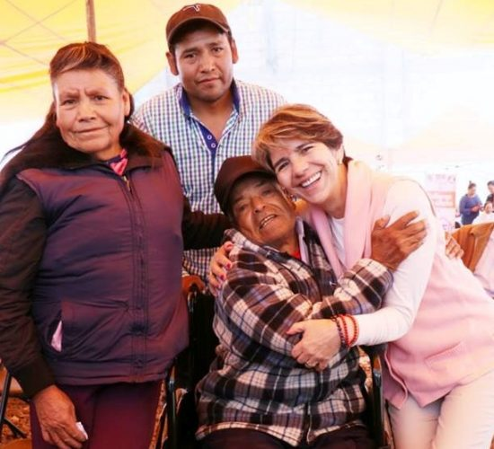 Trabaja Sistema Municipal DIF Toluca por la salud de los más necesitados