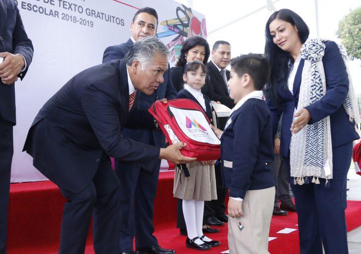 Refrenda alcalde Fernando Zamora Morales apoyo al sector educativo