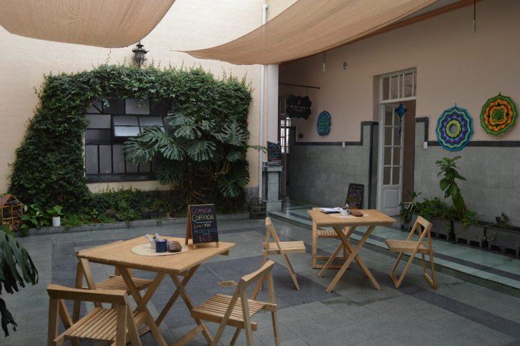 Antojitos orgánicos, cultura y manualidades en Casa Espora Toluca