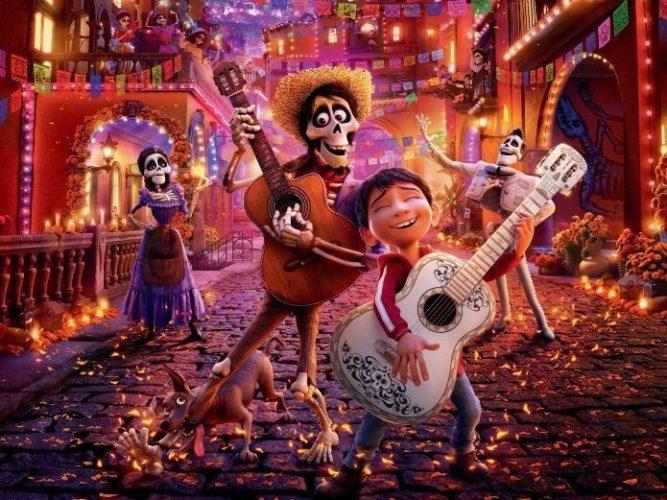 'Coco' llega de nuevo a la pantalla grande
