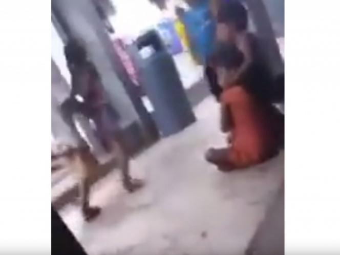 Los niños de ahora juegan a ser sicarios (VIDEO)