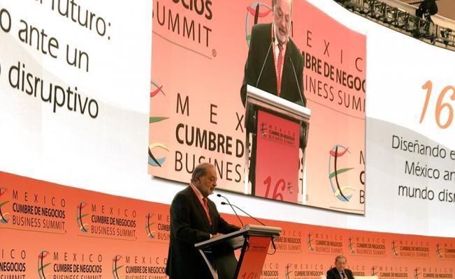 Slim: NAIM en Texcoco o Santa Lucía deberá ser operado por privados