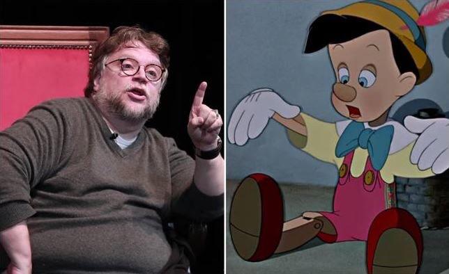 'Pinocho' será dirigida por Guillermo del Toro en 'stop motion'