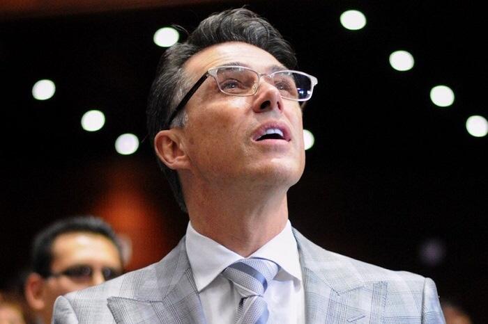 Sergio Mayer quiere ser Jefe de Gobierno en CDMX