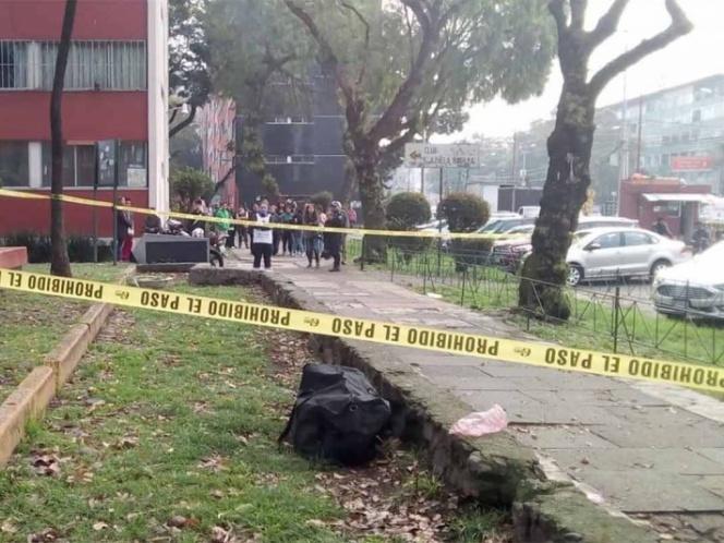 Encuentran cuerpo de niña dentro de una maleta en Tlatelolco