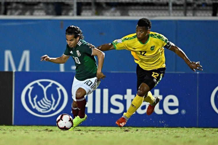 Tri sub 20 y Jamaica no se hacen daño en Premundial