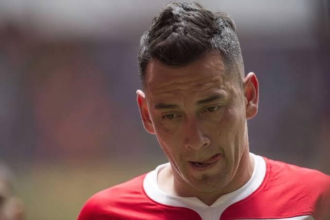 Rubens Sambueza se va del equipo Toluca 'por razones personales'