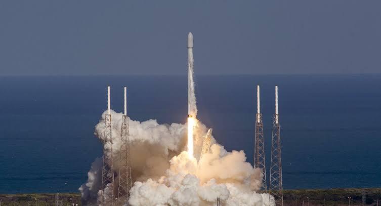 La empresa SpaceX lanzó un satélite de la Fuerza Aérea de Estados Unidos