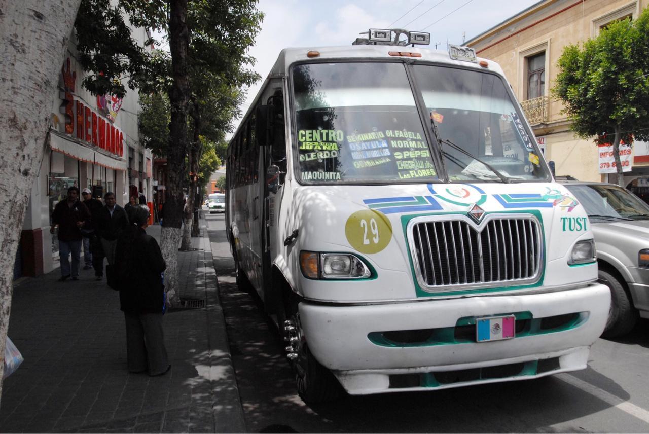Uso de transporte público podría incrementar hasta 40% por desabasto de gasolina