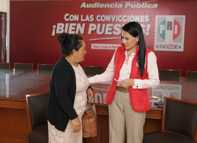 El PRI capacitará a titulares del comité directivo estatal y a sus estructuras: Alejandra del Moral